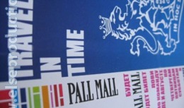Презентация сигарет Slim Pall Mall